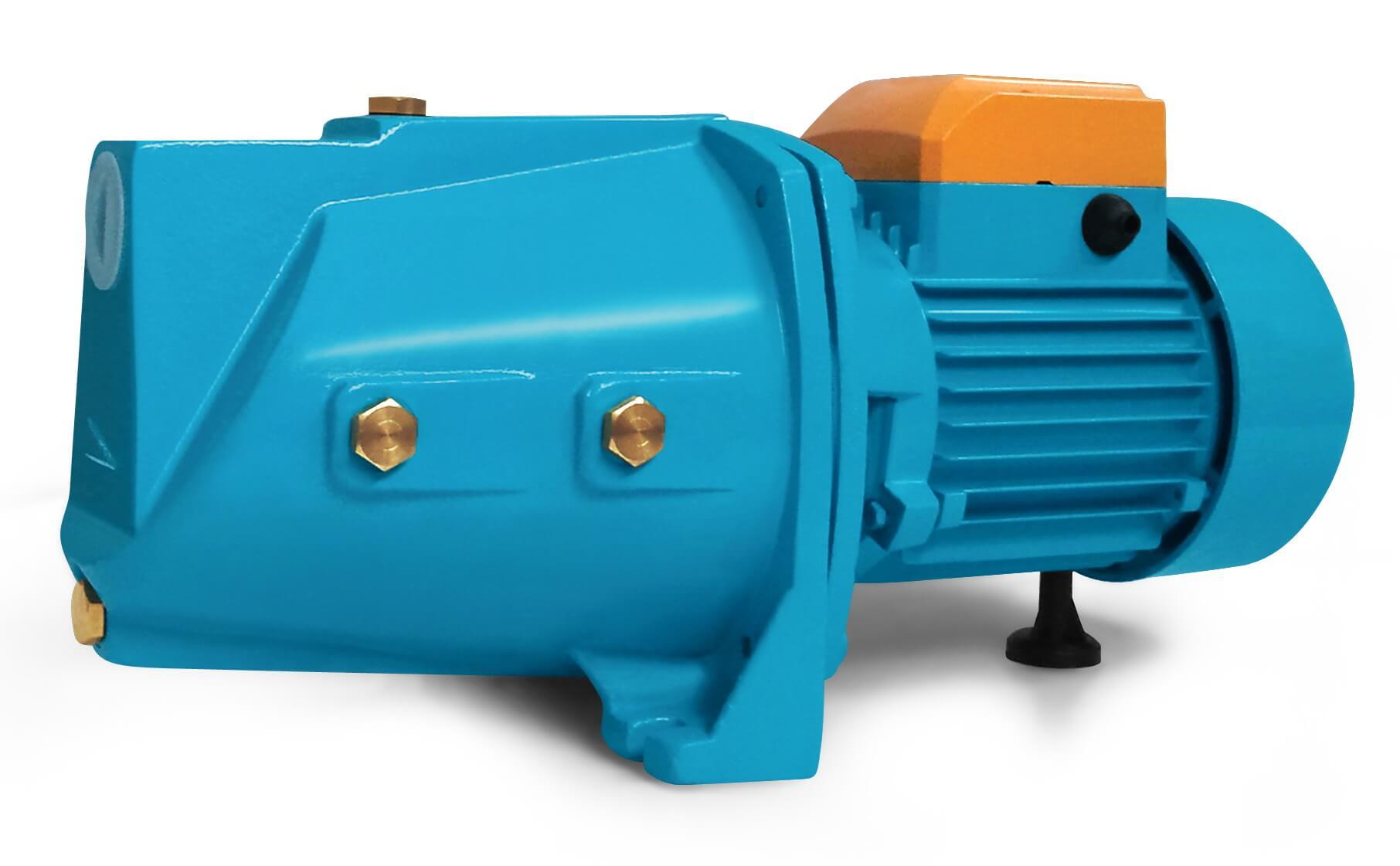 Eurom TP1100S Professionele tuinpomp 1100W | Centrifugaalpomp | Zelfaanzuigende grondwaterpomp