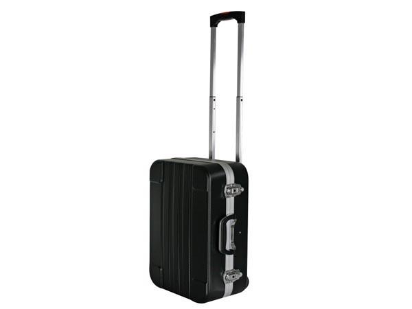 Perel 1819-T1 Gereedschapskoffer in ABS   46,1x33,5x19cm   Zwarte koffer