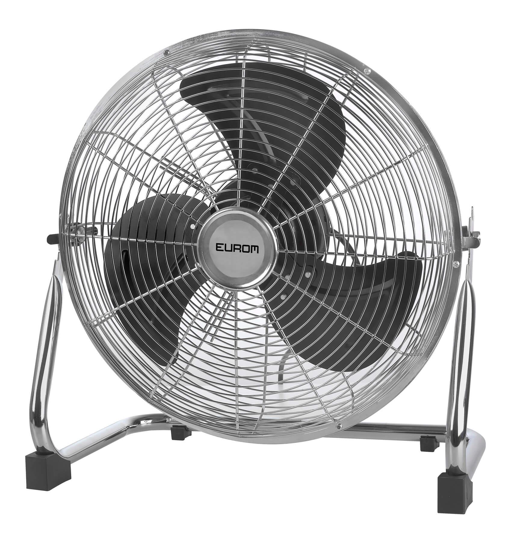 Eurom HVF14-2 Professionele ventilator 35,5 cm   Vloermodel