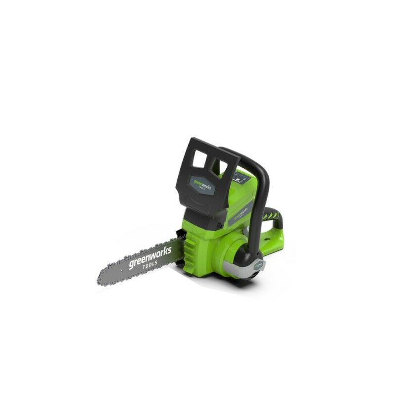 Greenworks G24CS25 Draadloze kettingzaag zonder accu en lader | 24 Volt Li-Ion | 25cm