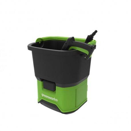 Greenworks GDC40 Accu Hogedrukreiniger | Draadloze Hogedrukspuit | Zonder Accu en Oplader