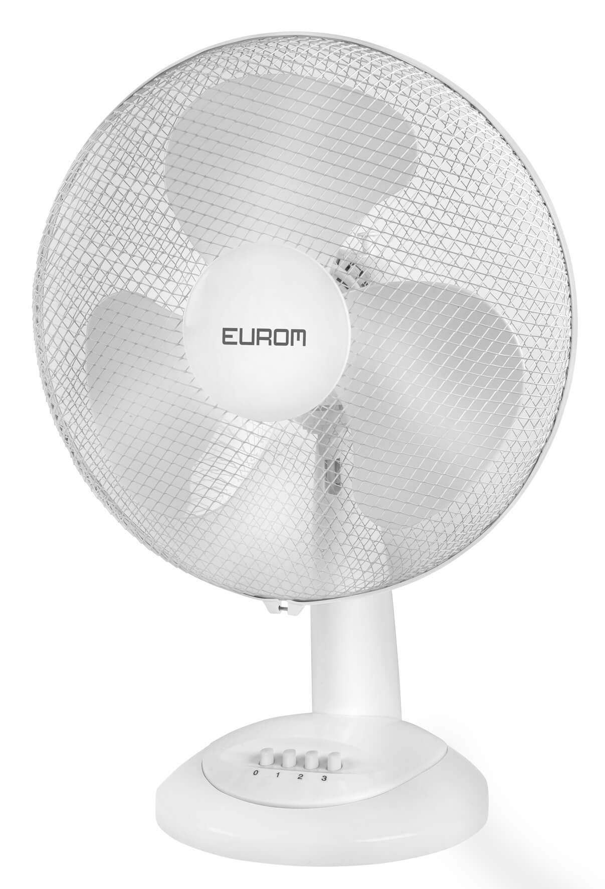 Eurom VT16 tafel model ventilator ø40cm | Tafelventilator 40W