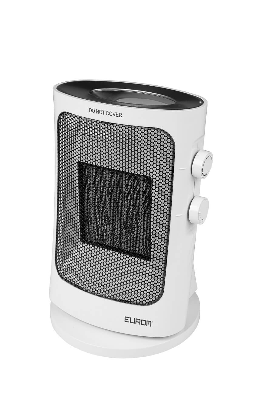 Eurom Safe Camp 1500 Keramische Kachel   Elektrische Verwarming 1500 watt