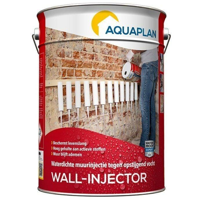 Aquaplan Wall-Injector Refill 5 L   Professionele injectievloeistof