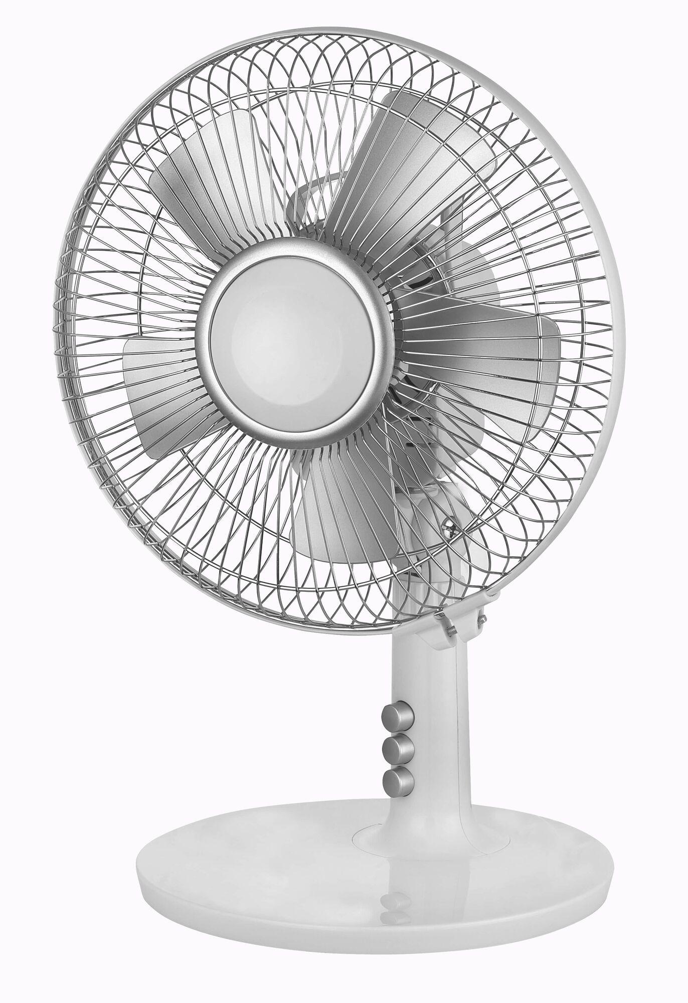 Eurom Vento 9 Tafelmodel ventilator D22,5 cm