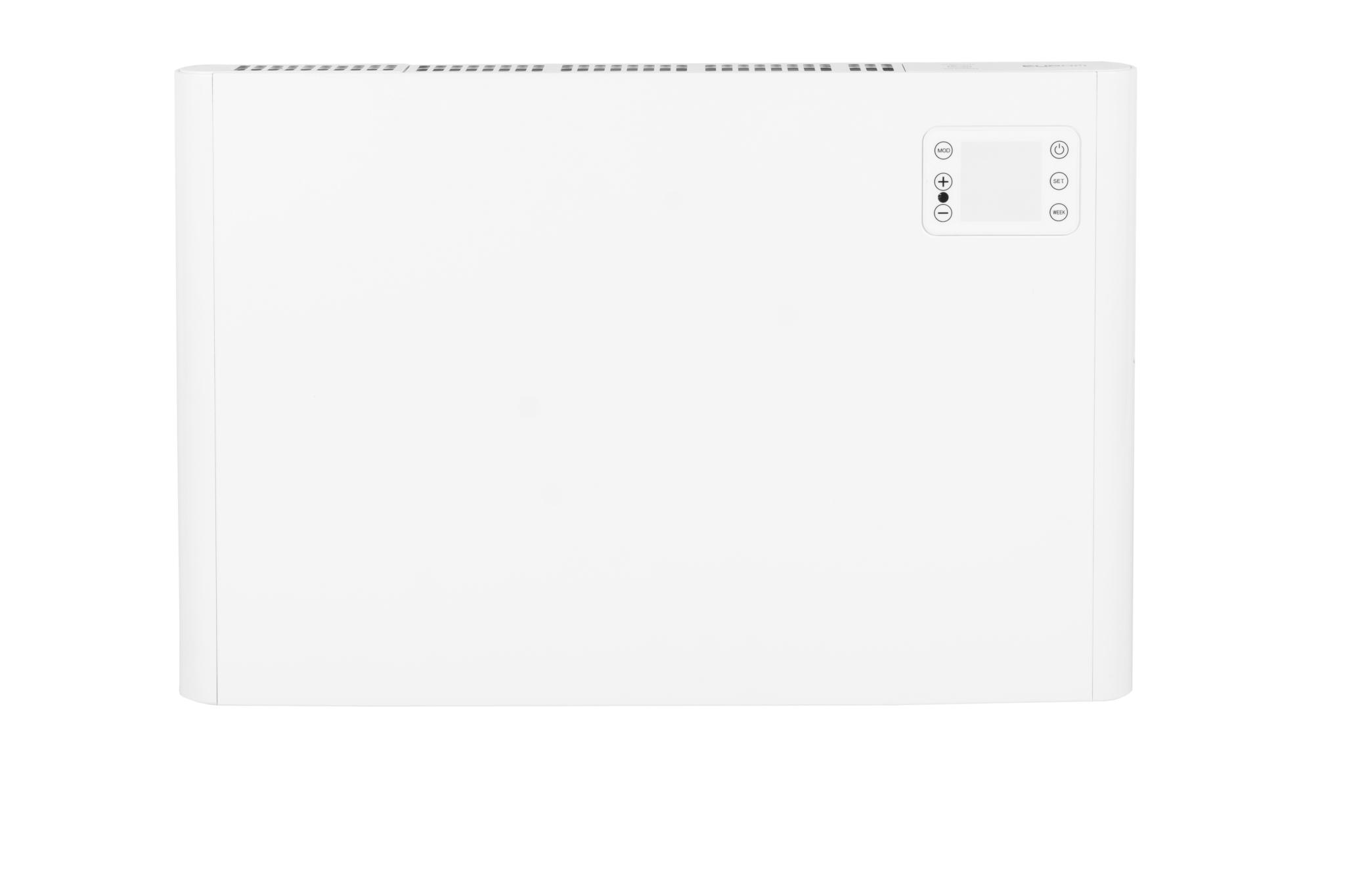 Eurom Alutherm 1000 WiFi Convectorkachel   Moderne Kachel met LED Display