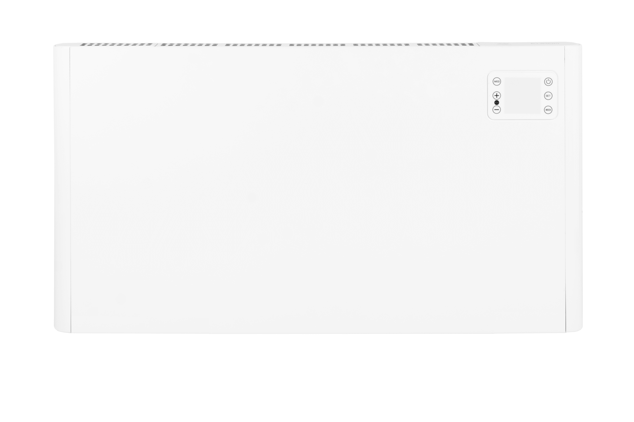 Eurom Alutherm 1500 WiFi Convectorkachel | Moderne Kachel met LED Display