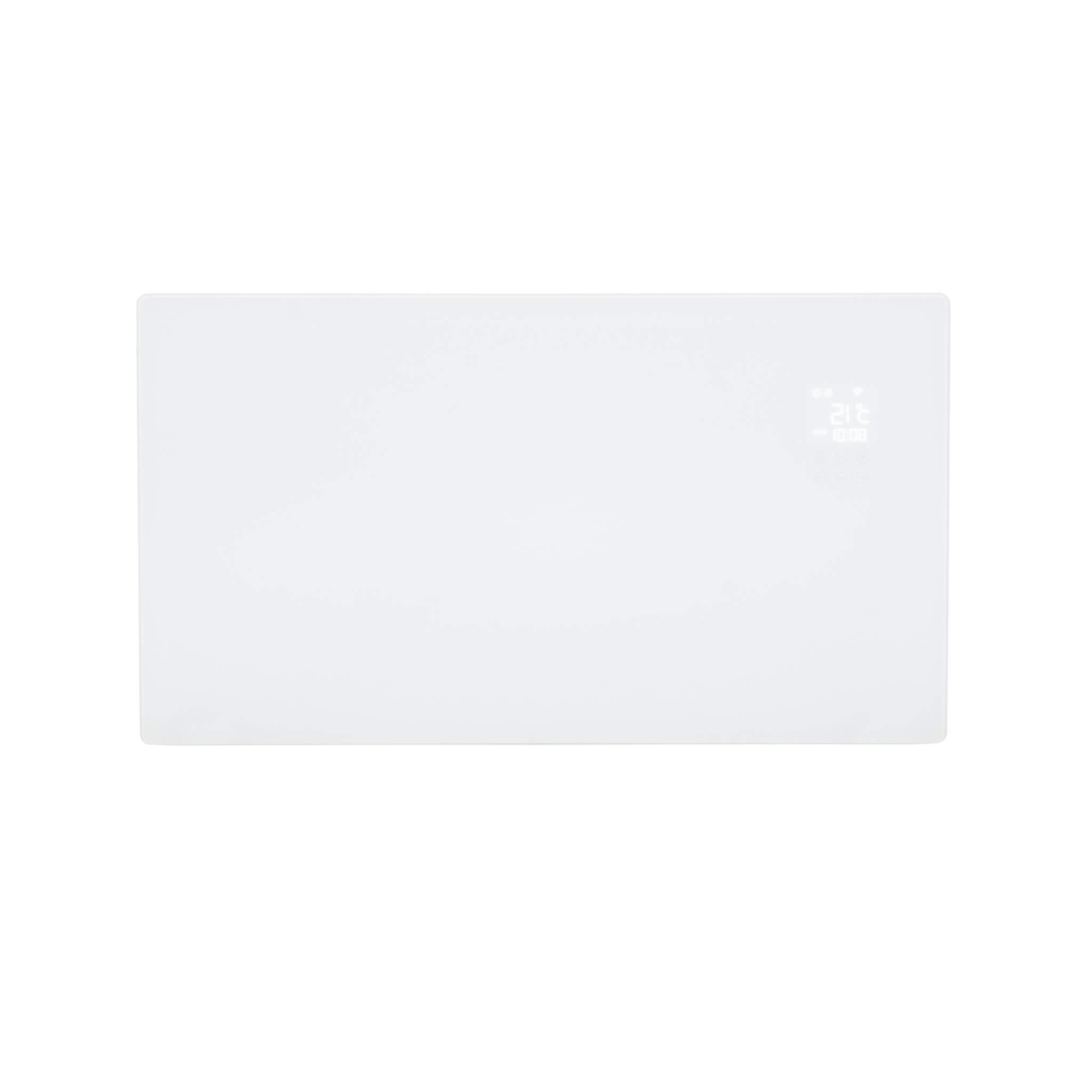 Eurom Alutherm Verre 1500 WiFi Convectorkachel | Moderne Kachel met LED Display (verwarming elektrisch)