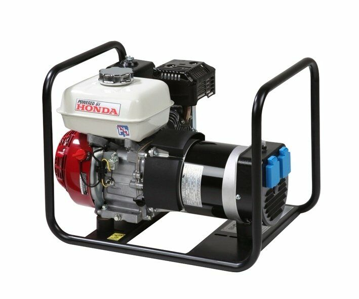 Eurom HM4001 Benzine generator 196cc | Aggregaat 3,3 kVa | Honda motor 230V
