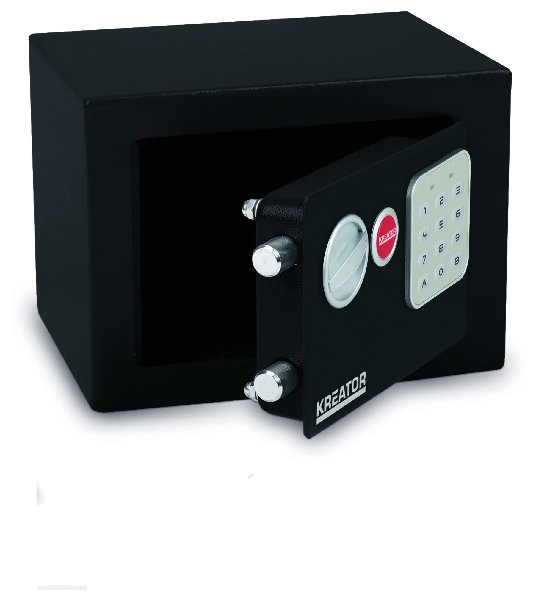 Varo MOTSA07EL Elektronische kluis 17 x 23 x 17 cm | Mini kluis / geldkluis