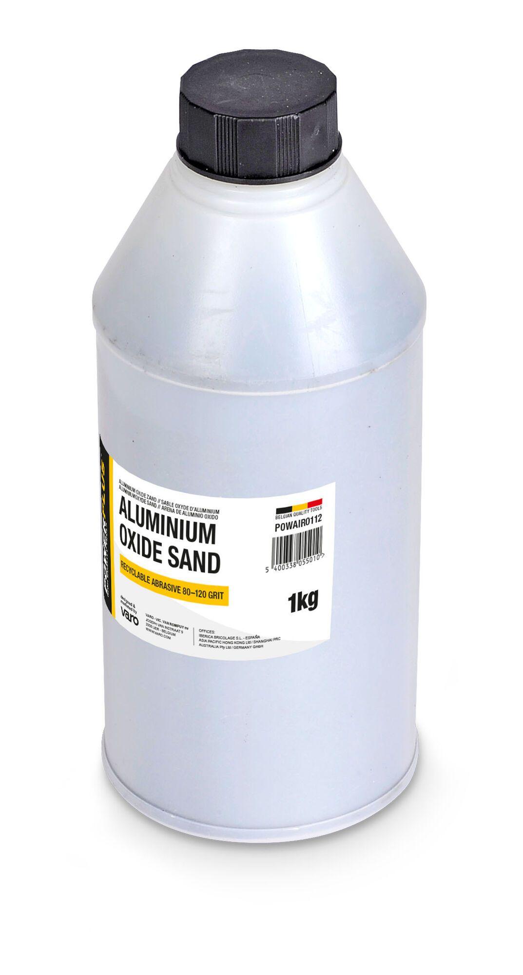 Powerplus POWAIR0112 Aluminium oxide poeder voor zandstraler | 1kg
