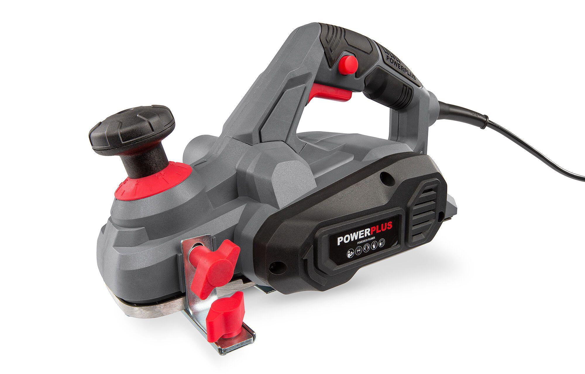 Powerplus POWE80030 Elektrische schaafmachine 900W