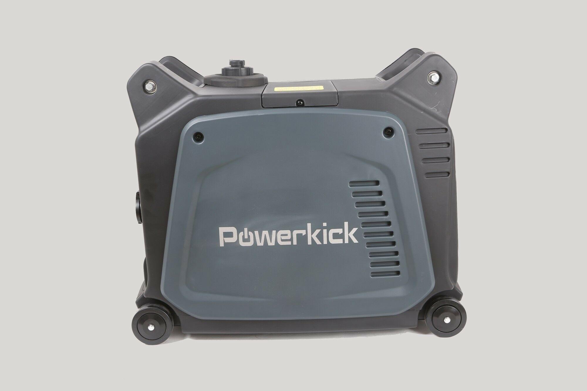 Powerkick 3000 Industrie | Benzine generator 149,5cc | Aggregaat 3100 watt
