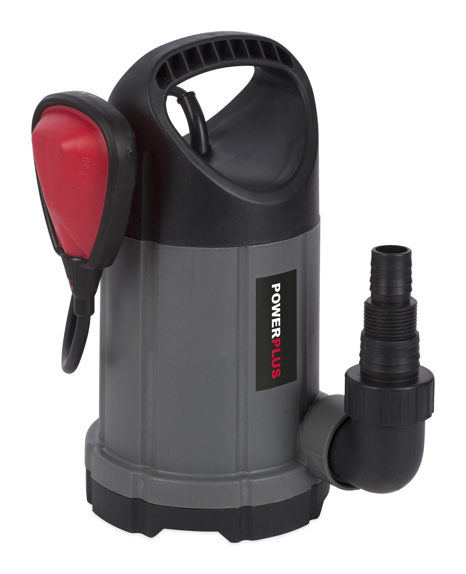 Powerplus POWEW67902 Dompelpomp 250 W | Dompelpomp en dweilpomp (Waterpomp elektrisch)