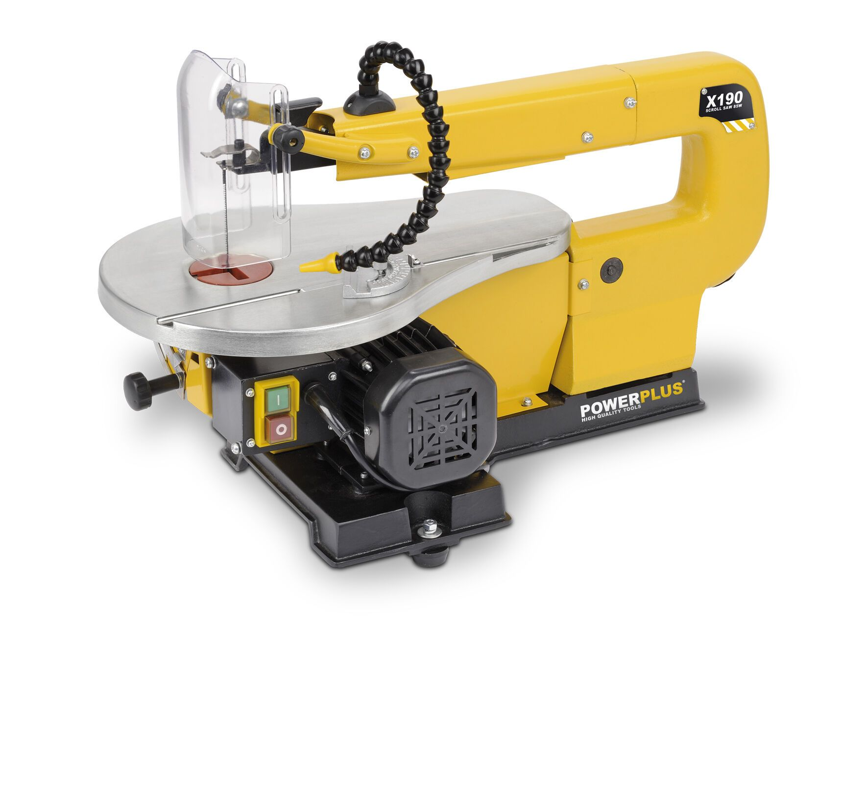Powerplus POWX190 Figuurzaagmachine 85W | Elektrische figuurzaag (Zaagmachines)