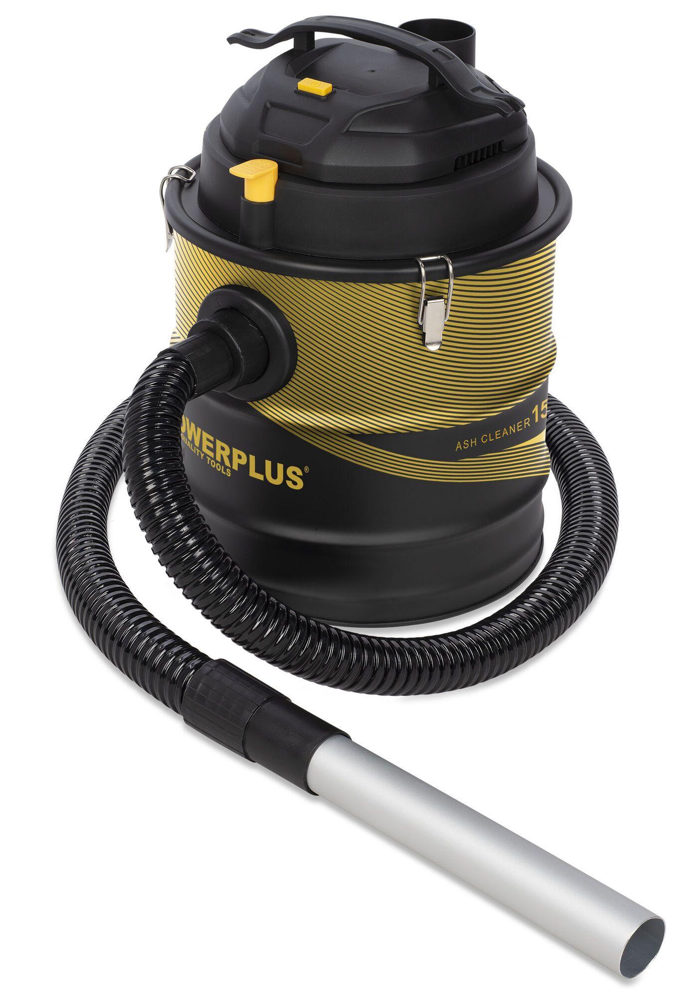 Aszuiger Powerplus POWX312 20 liter   As Stofzuiger 1500W, Geen stofzuiger nodig