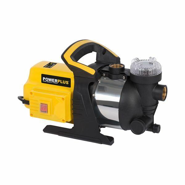 Powerplus POWXG9554 Tuinpomp 1000W - Van Melis