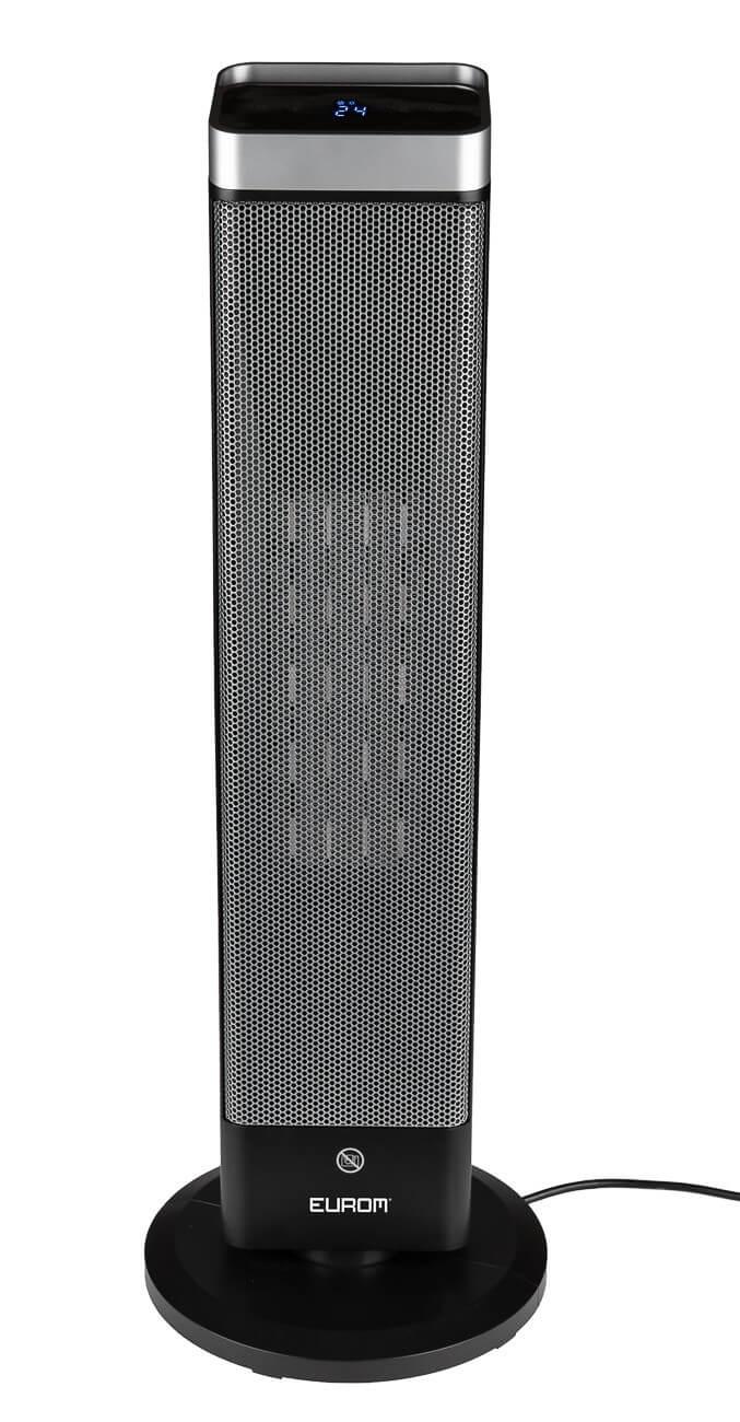 Eurom Sub-Heat 2000 Tower Keramische Kachel | Elektrische Verwarming 2000W (verwarming elektrisch)